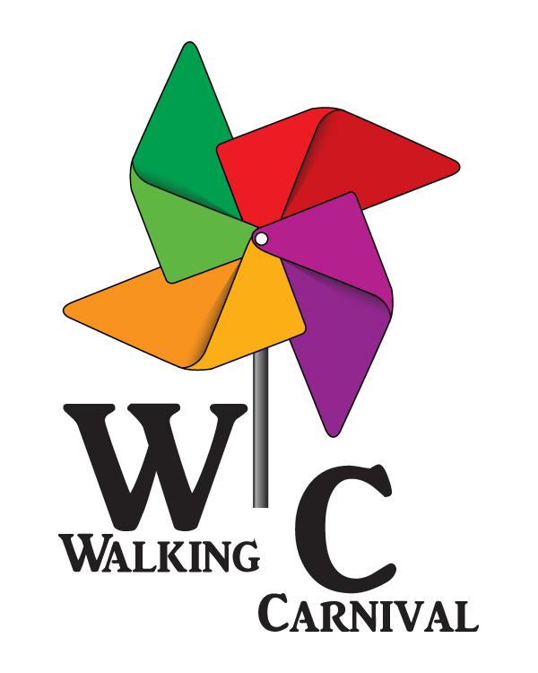 Walking Carnival Logo